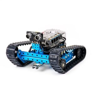 robot assemblabile e programmabile
