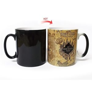 gadget harry potter tazza mappa del malandrino mug