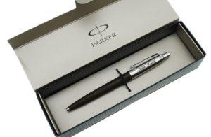 penna con incisione