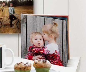album fotografico e fotolibro personalizzabile