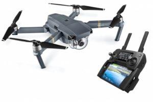 drone professionale alto livello mavic pro