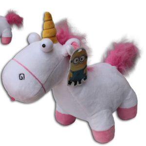 pupazzo unicorno agnes