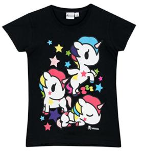 t-shirt unicorni dolci