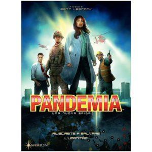 pandemia edizione italiana