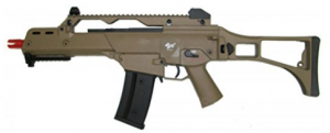 miglior fucile softair economico g36c tan golden bow