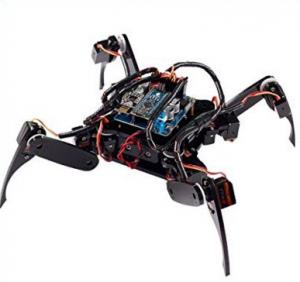 robot programmabile da costruire con arduino