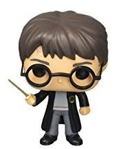 statuetta in vinile harry potter