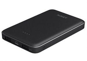 caricabatterie portatile per dispositivi elettronici