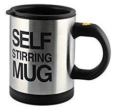 tazza che si mescola automaticamente