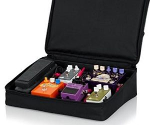 set pedali per effetti chitarra