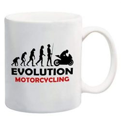 tazza da motociclista