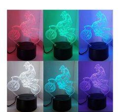 lampada a led moto