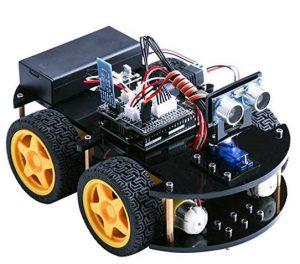 auto robot da costruire e programmare