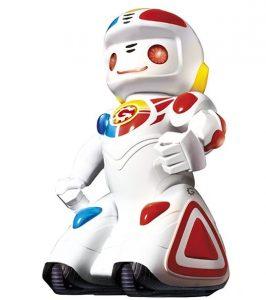 giocattolo robot emiglio