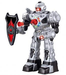 robot guerriero giocattolo