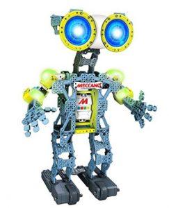 robot da costruire meccano