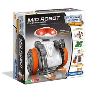 robot giocattolo per bambini clementoni mio robot