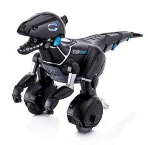 robot telecomandato per bambini a forma di dinosauro