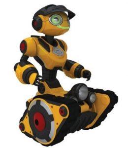 robot giocattolo per bambini da telecomandare