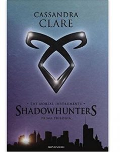 libri urban fantasy the mortal instruments
