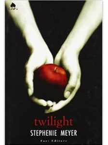 saga urban fantasy twilight