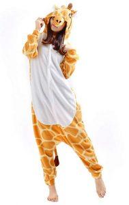 pigiami animali giraffa