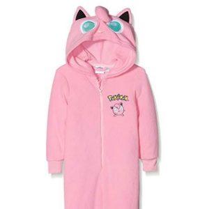 pigiama pokèmon per bambina