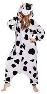 pigiama mucca