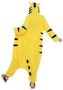 pigiama da tigre
