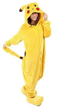 pigiama pokèmon pikachu