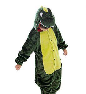 pigiama animale da bambino dinosauro
