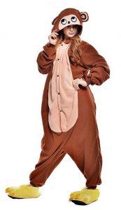 pigiama scimmia