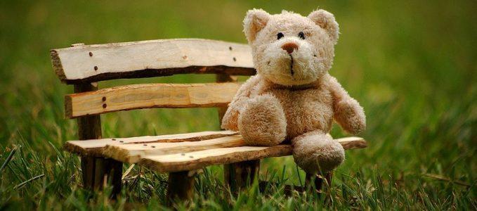 Regali per neonati orsacchiotto