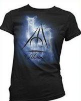 t-shirt hp patronus e scritta always