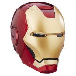 maschera di ironman da indossare perfettamente funzionante
