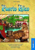 scatola gioco da tavolo puerto rico