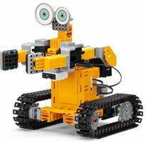 kit da costruire robot cingolato jimu