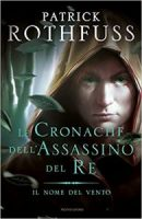 copertina le cronache dell'assassino del re
